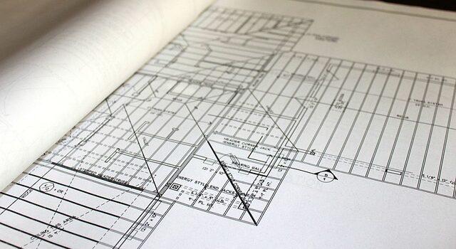 bouwtekening